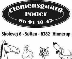 Clemensgaard Foder